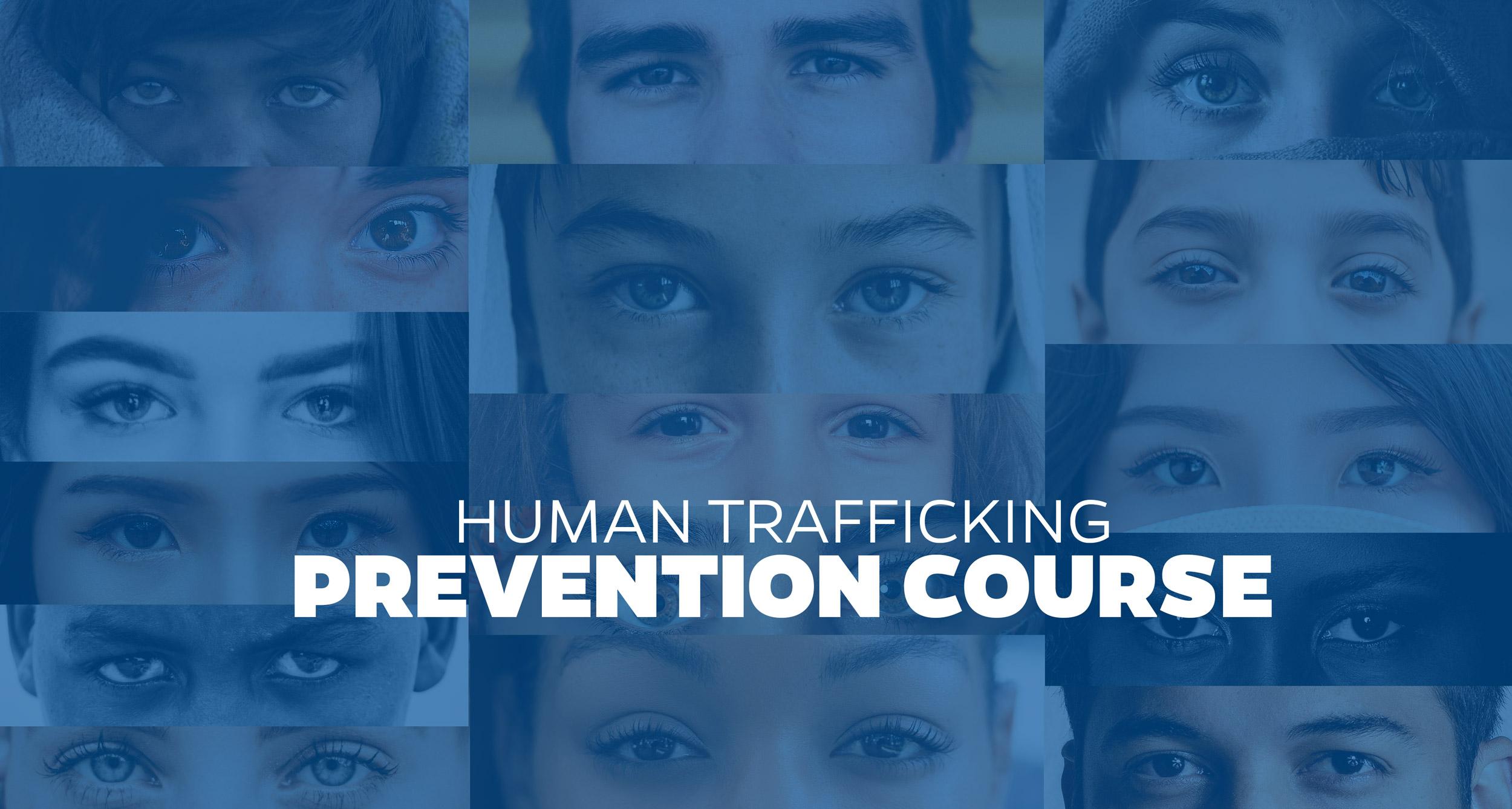 Human Trafficking Header